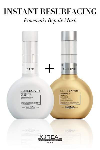 loreal power dose hair treatment comp