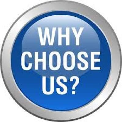 why choose us2 comp